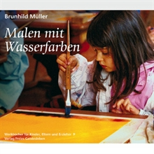Painting with children <br />af Brunhild Müller